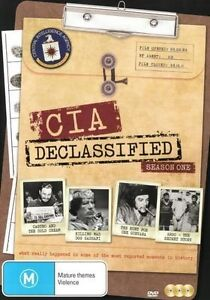Cia Declassified the Series NEW R4 DVD