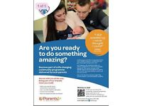 Recruiting now! Pregnancy Pals & Birth Buddies needed! Exciting volunteering opportunity