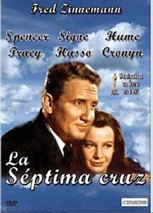 Das siebte Kreuz 1944 The Seventh Cross DVD ENGLISCH  Spencer Tracy