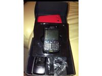 Boxed blackberry bold 9780 with charger & 2gb memory card