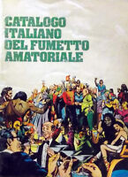 Catalogo Italiano Del Fumetto Amatoriale -  - ebay.it