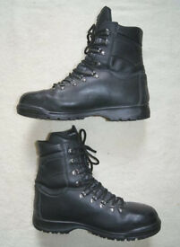 Alt-Berg Peacekeeper P3 Aqua leather boots