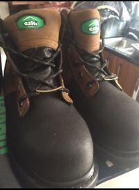 Joblot Quality Eski Terrain Safety Boots x15 Pairs