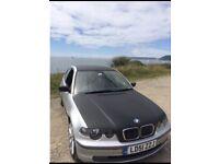 Rare BMW 325TI
