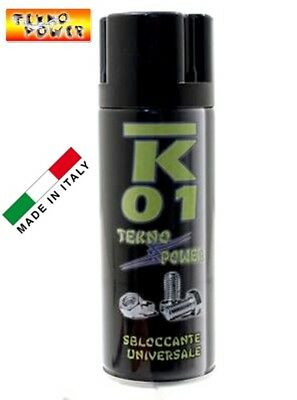 SBLOCCANTE LUBRIFICANTE ANTIOSSIDANTE ANTIRUGGINE SPRAY 400ml