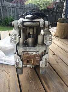 1988 140 HP. OMC Midsection