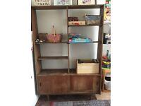 FREE Midcentury/vintage shelves