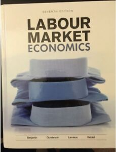 Labour Market Economics, 7th edition, Benjamin