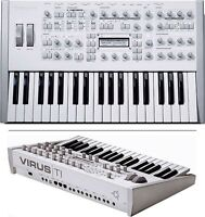 Access Virus TI Polar limited edition synth keyboard
