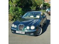 Jaguar S-type 3.0 auto top of the range