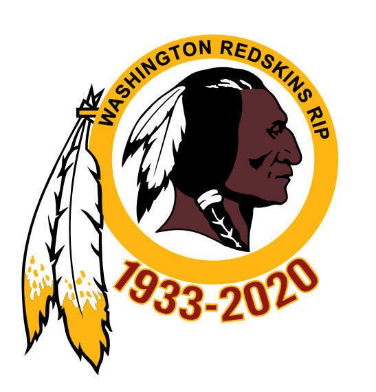 Home Decoration - WASHINGTON REDSKINS 1933-2020 DieCut Sticker Made In USA Laminated Premium