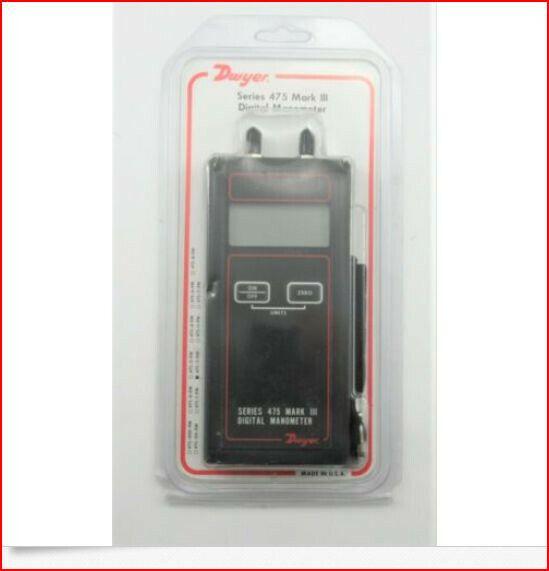 Dwyer Series 475-1 Mark III Handheld Digital Manometer