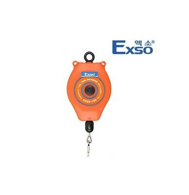 New Exso Steel Wire Spring Balancer Tool Holder 0.5-1.5kg 1.1-3.3lbs 1.5m