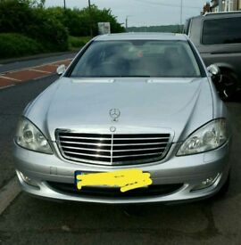 Mercedes S Class 2008 Fully Loaded Semi Auto