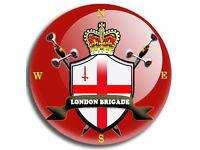 Graphic Designer needed for Uniform Rank Badge Design Amendment (Voluntary/Unpaid Role)