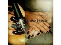 ***Acrylic nails £10***