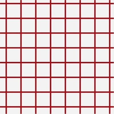Heat Transfer Paper Red Grid Iron On Light Cotton Shirts 100 Sheets 8.5 X 11
