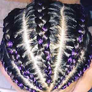 Get your hair braided professionally!! Kitchener / Waterloo Kitchener Area image 3