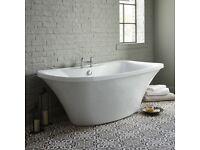 London free standing bath - new