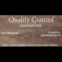 Quality Granted Renovations