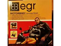 egr USB pet bag/carrier motorbike connection