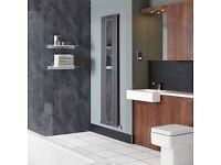 'Impression' designer mirror radiator. BNIB by BATHSTORE.