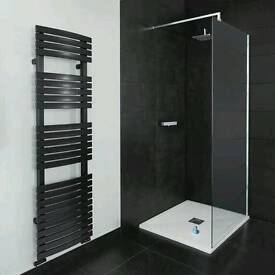 Walk in shower screen only. Reduced. Bargain!