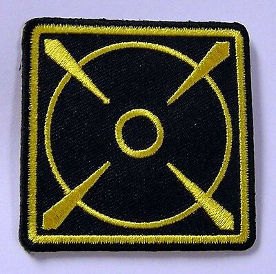 Babylon 5 Security NCO Embroidered TV Costume/Uniform Patch-USA Mailed (B5PA-05)