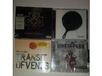 CD Bundle (Three Days Grace, Skillet, Linkin Park, Breaking Benjamin)