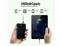 Imuto powerbank 20000 mah portable charger
