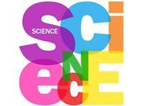 Science Tutor (biology, chemistry, physics)