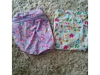 2 Changing bags with PUL for Reusable Nappies