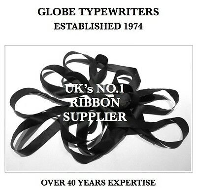 Sears Holiday Childs Typewriter Ribbon Inked For Machines With Original Spools
