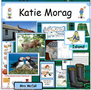 KATIE MORAG primary story teaching resource Classroom display KS1 EYFS RESOURCES