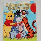 Birthday, Child Winnie the Pooh Greeting Invitations