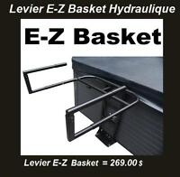 Levier de Spa Support Hydraulique E-Z Basket