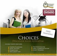FREE Training: Choices