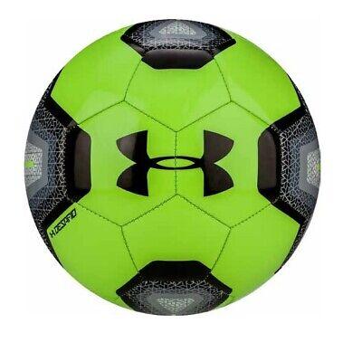 2019 Under Armour DESAFIO 395 Lime Light Soccer Ball Size 5 Ages - Light Soccer Ball