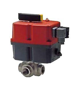 3-Vias-Valvula-de-bola-L-Perforacion-Accionador-rotativo-24V-1-2-034