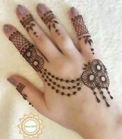 special offer on henna