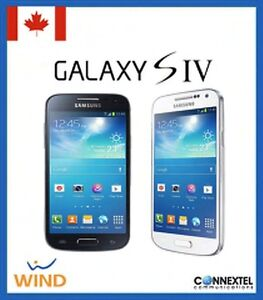 ****Samsung Galaxy S4  W/Warranty Unlocked available / WIND ****