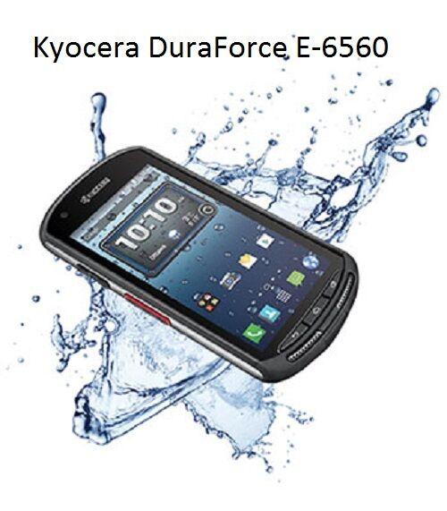 Kyocera Duraforce E6560 16gb Unlocked Gsm 4g Lte Military Grade Smartphone W 8mp Camera - Black 14