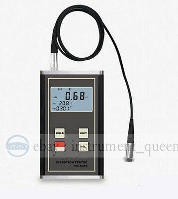Landtek Vm-6370 Vibration Meter Moving Machinery Imbalance And Deflecting