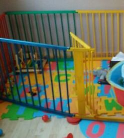Large Baby Vivo playpen