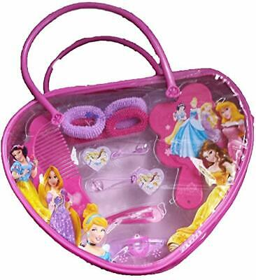 Disney Princess Hair (Disney Princess Girls 10 Piece Hair Accessory)