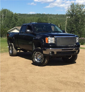 2008 GMC Sierra 2500HD Duramax *Wasn't receiving messages* Edmonton Edmonton Area image 1