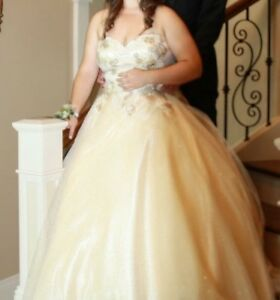 18W Wedding / Prom dress for sale