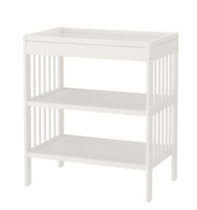 Ikea Gulliver baby changing table