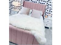 🔴 BEAUTIFUL PINK COLOUR DOUBLE MATTRESSES 🌈MADE ON ORDER🌈