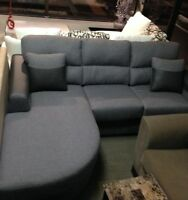 **LATEST SECTIONAL SOFA ONLY FOR 1099$ **